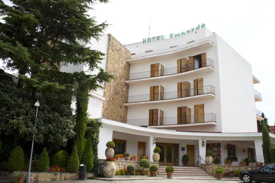 Hotel Emporda1